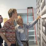 Robert Frank, Gerhard Steidl, Alex Rühle in Halifax